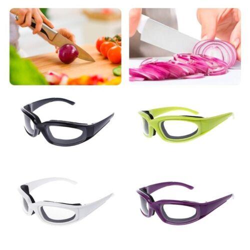 1pcs Oignon Coupe Goggle Lunettes Eye Protection de cuisson BBQ Cuisine Gadget outil