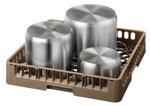 Universalkorb Spülkorb für Töpfe, Pfannen usw. 500 x 500mm Spülmaschinenk<wbr/>orb