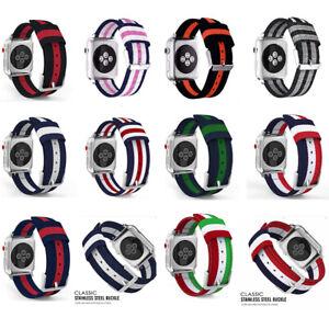 Nylon-Woven-Loop-Sport-Strap-Band-38-40-42-44-Apple-Watch-Series-SE-6-5-4-3-2-1