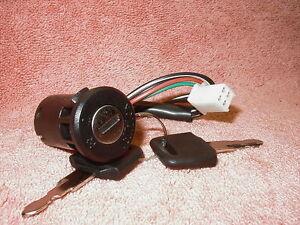 Key Ignition Switch Suzuki Motorcycle Dirt Bike Atv 50cc 70cc 90cc