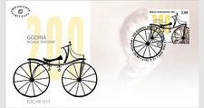 Bosnië & Herzegovina / Bosnia - Postfris / MNH - FDC 200 years Bicycle 2017