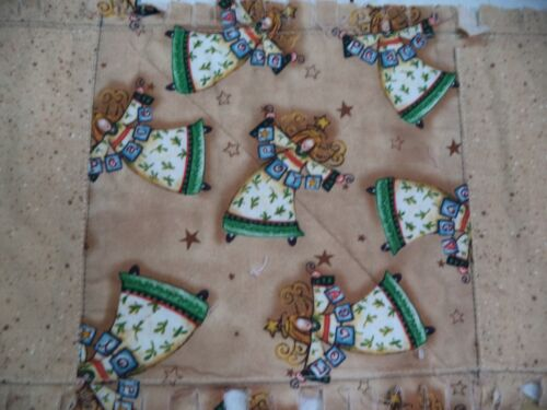 "Baby Burp Cloth 17/"" Handmade by My Spouse 11 Prints to Choose NWOT Flowers"