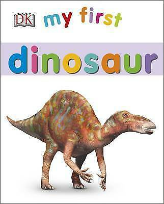 1 of 1 - My First Dinosaur (My First Board Book)-ExLibrary