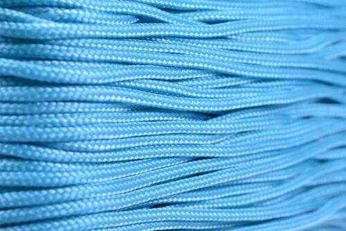corde en nylon-Made in the USA Turquoise-Type 1 95 Cordon 1.59 mm 100 ft environ 30.48 m
