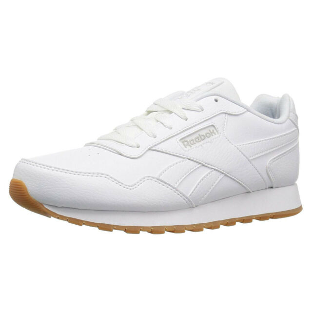 84bc8571173 Buy Reebok Classic Harman Run Men s Sneaker 9 White gum online