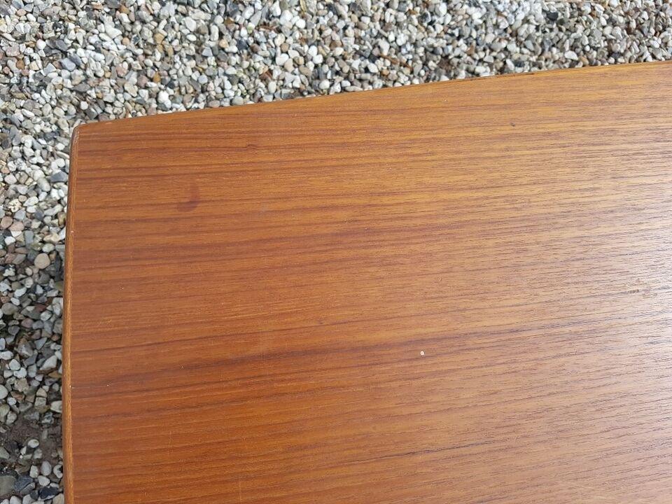 Sofabord, retro, teaktræ