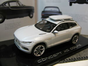 Details About 1 43 Norev Volvo Concept Xc Coupe Diecast Dealer Version