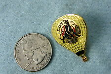 HOT AIR BALLOON PIN ULTIMATE ADVENTURE COMPANY WITH BLACK PANTHER