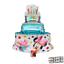 Micky-Maus-Torten-Ballon-30-x-40-cm-Minnie-Disney-Kindergeburtstag-Folienballon Indexbild 3