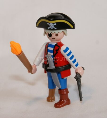 12 personnages au choix PLAYMOBIL PIRATE
