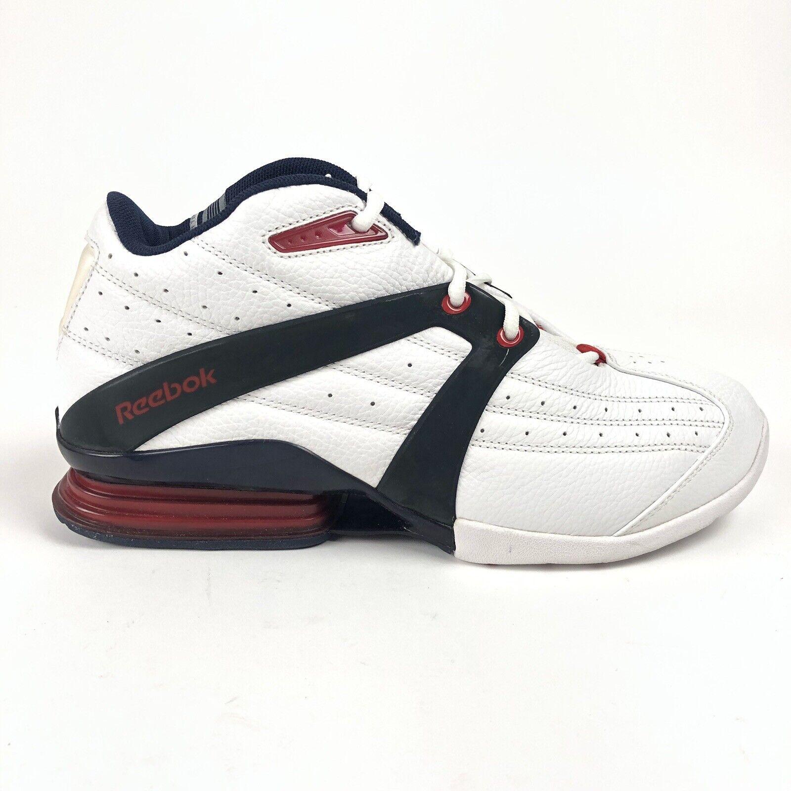 Reebok Hesitation Mens 13 NBA DMX Flex Basketball shoes 4-99689