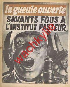 La-gueule-ouverte-n-39-du-05-02-1975-Institut-Pasteur-Di-Marco-Larzac-Lodeve