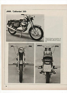 Pubblicita-1972-MOTO-MOTOR-JAWA-CALIFORNIAN-350-advert-werbung-publicite-reklame