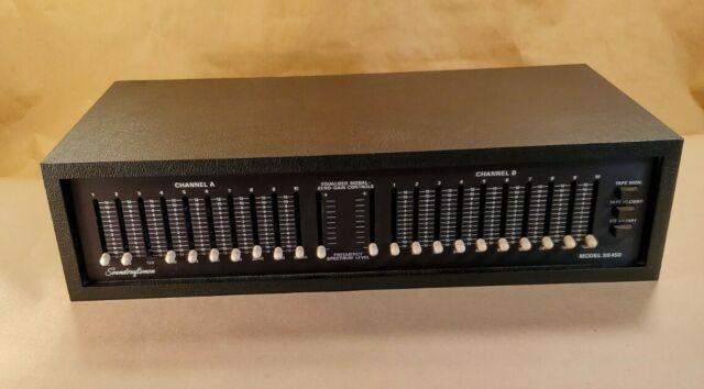 Vintage Soundcraftsmen Model Se450 10 Band Stereo Equalizer 1970s For Sale Online Ebay