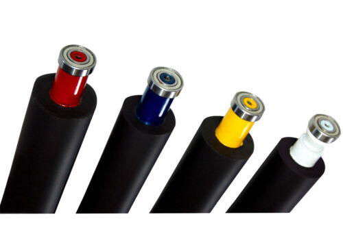 Ink and Alcolor Dampening System Rollers For Heidelberg MO M Series Set of 12