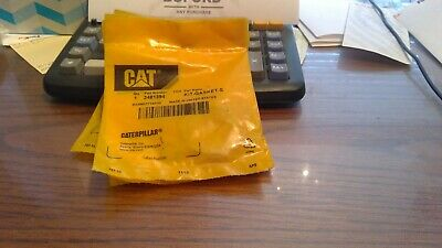 Genuine Caterpillar 2481394 KIT-GASKET-S, 6 KITS FOR 6
