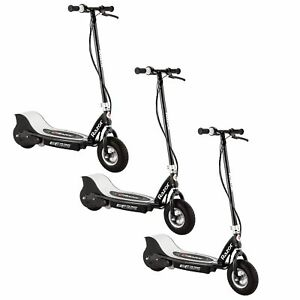 Razor-E325-Electric-Rechargeable-Motorized-Ride-On-Kids-Scooter-Black-3-Pack