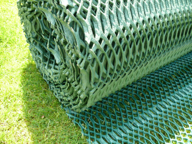Grass Reinforcement Mesh Driveway Protection Heavy Duty 1x10m Car Parking  Gr14