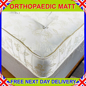 MEDIUM-TO-FIRM-ORTHOPAEDIC-MATTRESS-25CM-DEEP-IN-2FT6-3FT-3FT6-4FT-4FT6-5FT-6FT
