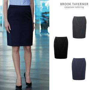 Brook Straight Workwear About Women's Taverner 2221 Pencil Skirt Office Sigma Details m8ONnvw0