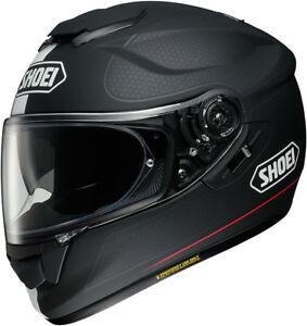 NEU-SHOEI-Motorradhelm-GT-AIR-Wanderer-2-TC-5-XL-61-62-schwarz-matt-weiss-Helm