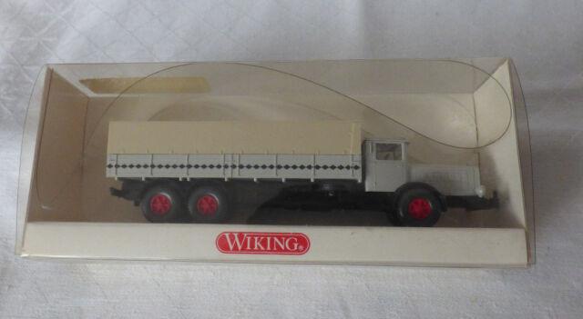Wiking - H0  -1:87 -843 01 23 Pritschen LKW  MB L 10000