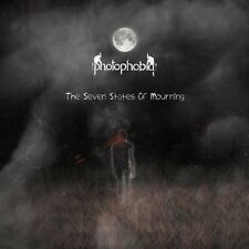Photophobia - The Seven States of Mourning CD 2012 melancholic black metal