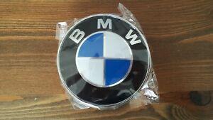 BMW-82mm-NEW-BADGE-EMBLEM-BONNET-BOOT-1-2-3-4-5-6-7-X1-X3-X5-Z3-Z4-UK-STOCK