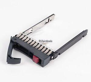 For-HP-2-5-034-SAS-SATA-Hard-Drive-HDD-Caddy-Tray-DL360-DL380-DL385-DL585-G5-G6-G7