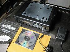 Complete SEGA CD SYSTEM Model 1 Console w/ New Drive Belt, Game Bundle+