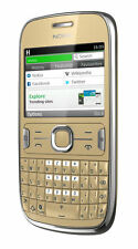 "New Nokia Asha 302 QWERTY Whatsapp Wifi 3G Unlocked Smartphone ""1 Year Warranty"""