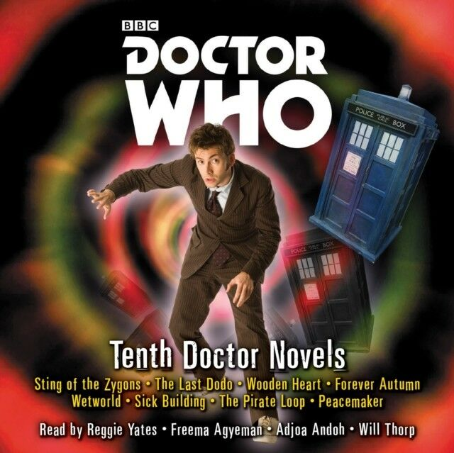 DR WHO TENTH DOCTOR TALES UNABRIDGED CDS, Rayner, Jacqueline, Mag...