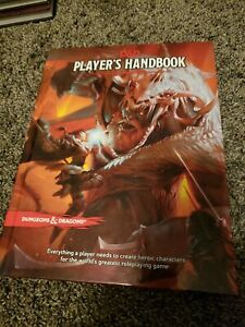 Used dungeons and dragons books 5e