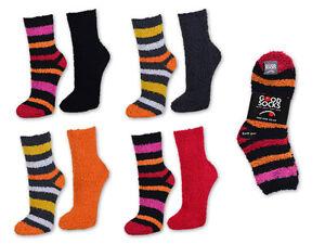6-Paar-Kuschelsocken-Bettsocken-Ringel-Damensocken-Damen-Kuschel-Socken-37610