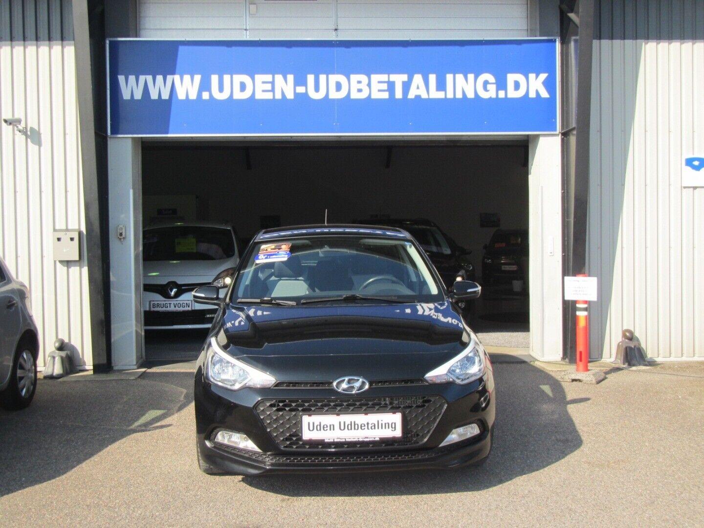 Hyundai i20 1,1 CRDi 75 Life+ 5d - 64.900 kr.