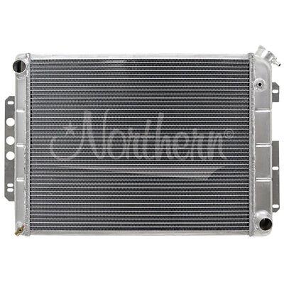 Northern 205140 Aluminum Radiator 67-69 Chevy Camaro LS LS1 Engine Swap Manual