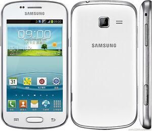 4-Pellicola-OPACA-per-Samsung-Galaxy-Trend-II-Duos-S7572-Protezione-Pellicole