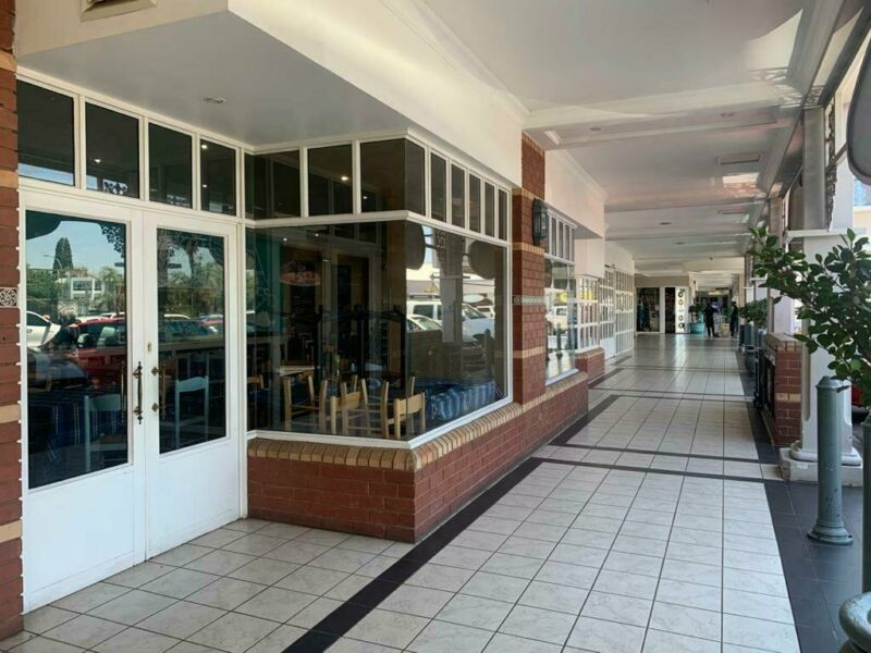 Prime restaurant space available for rent