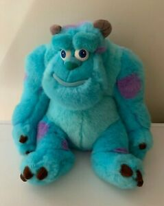 Disney-039-s-Monster-039-s-Inc-Sulley-Sully-13-034-33cms-Plush-Soft-Stuffed-Doll-Toy