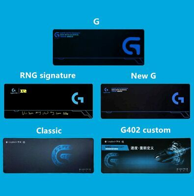 WHFDSBDLarge Locking Edge Mouse Mat Pad Size for 3006002Mm and 4009002Mm Mousepad
