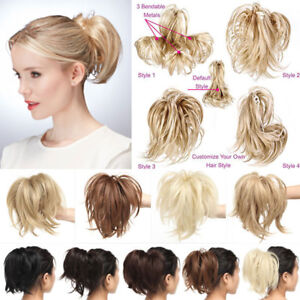 12-039-039-Short-Straight-Layered-Bendable-Ponytail-Jaw-Claw-Clip-In-Hair-Extension-TA