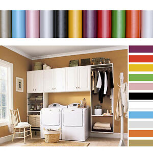 Image Is Loading Gloss Vinyl Glitter Self Adhesive Kitchen Cupboard Drawer