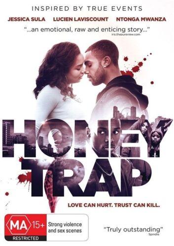 1 of 1 - Honeytrap (DVD, 2015), NEW SEALED REGION 4