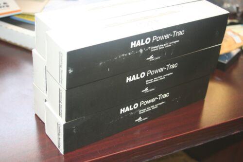 Halo power trac L923P Straght connector White