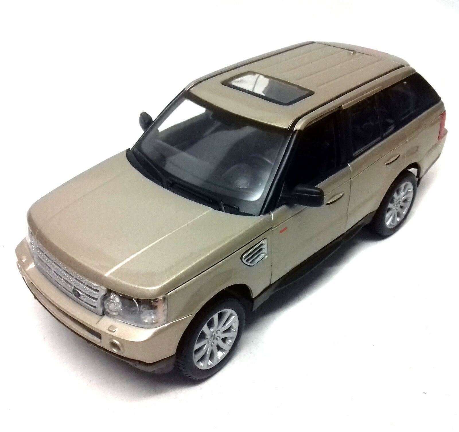 Burago toys Land Range Rover Sport Detailed Diecast Model 1 18 car, fast need