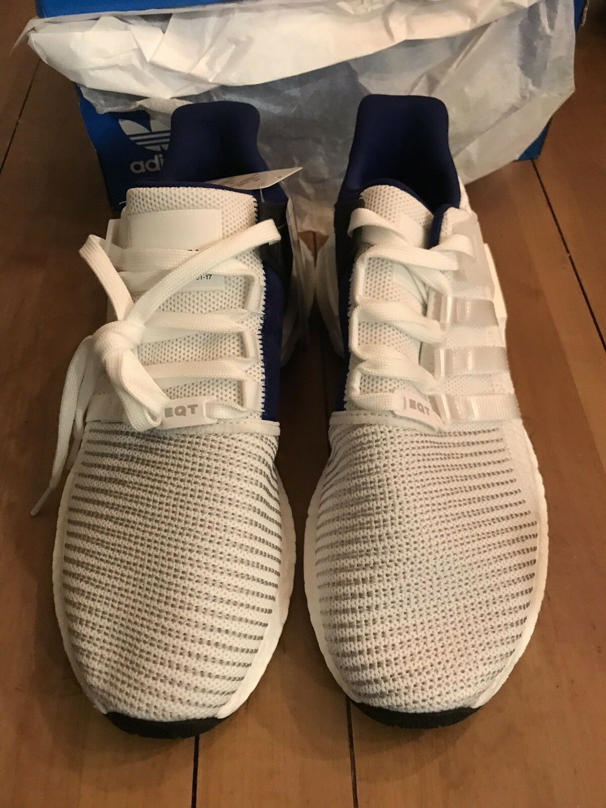 Adidas EQT Support 93 17  BZ0592   Cloud White Size 11  Brand New