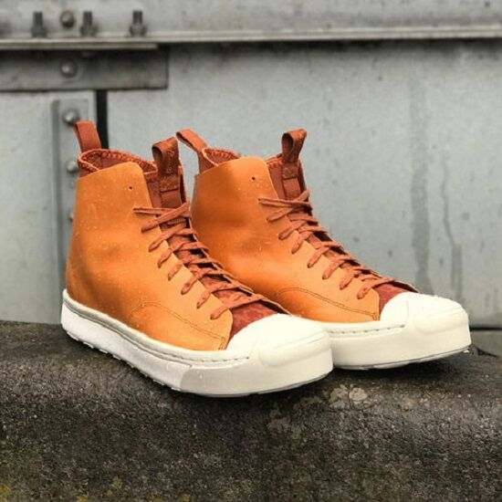 Scarpe casual da uomo  NIB 0 Converse Jack Purcell S Series Sneaker Boot Hi Antique153936C USuomos 11