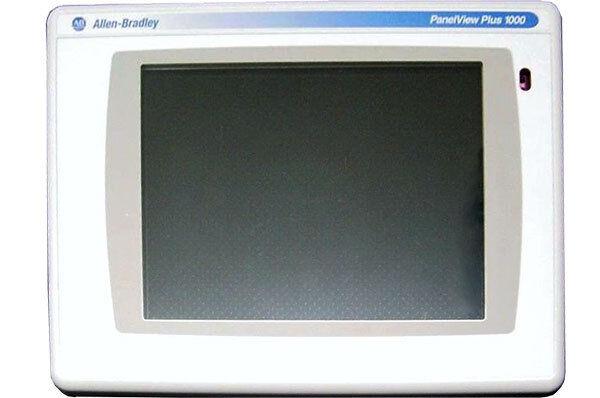 Allen bradley panelview plus 1000 2711p-b10c4d1 ser a – ab.