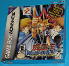 Yu-Gi-Oh! Worldwide Edition Stairway to the Destined Duel - Game Boy Advance GBA