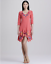JOHNNY-WAS-Embroidered-JWLA-V-Neck-BRONWYN-Wheat-Flounce-3-4-Sleeve-Dress-S thumbnail 8